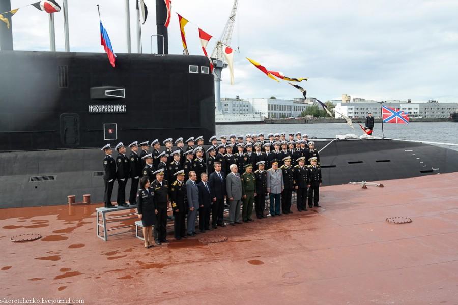 командиры подводных лодок черноморского флота